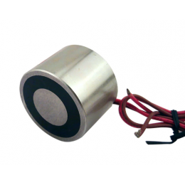 Электромагнит 24V 30х25