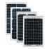 Монокристаллическая солнечная панель SPM-20W