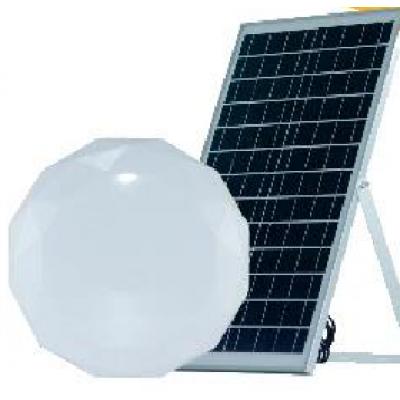 Автономный LED светильник 40W на солнечной батарее